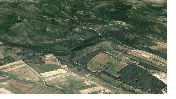Φωτοερμηνεία αεροφωτογραφίας